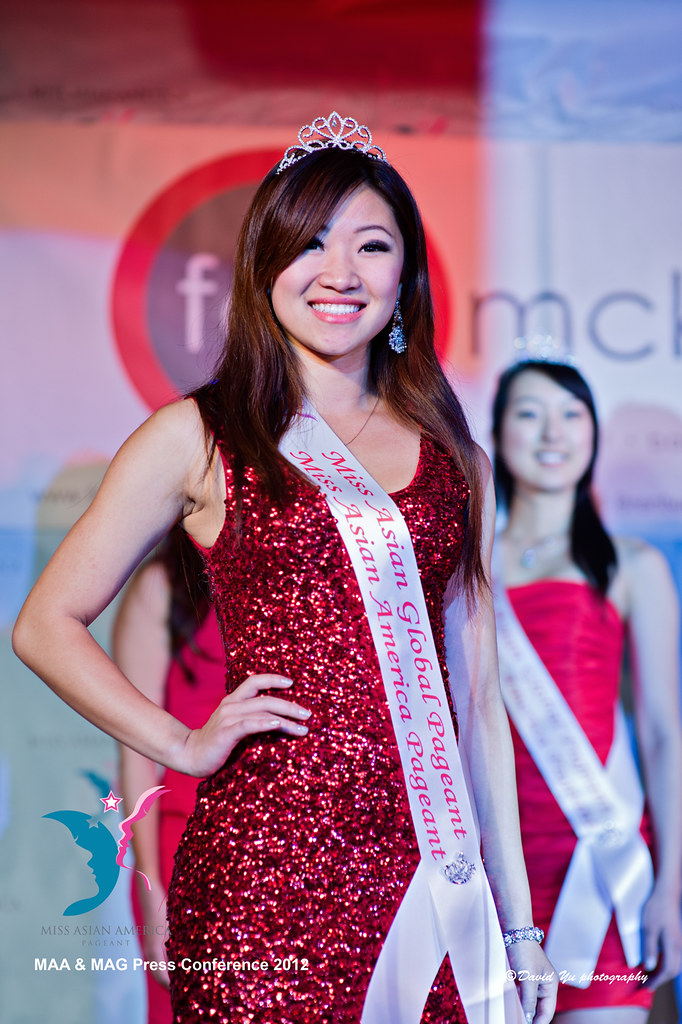 ... Miss Asian Global & Miss Asian America Pageant Press Conference 2012 |  by davidyuweb