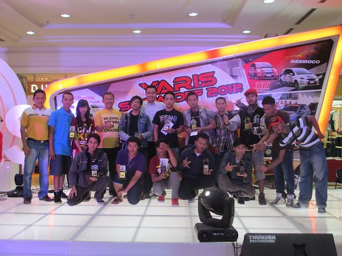 Pemenang Kompetisi Yaris Show Off 2012 Jogja | by Nasmoco World