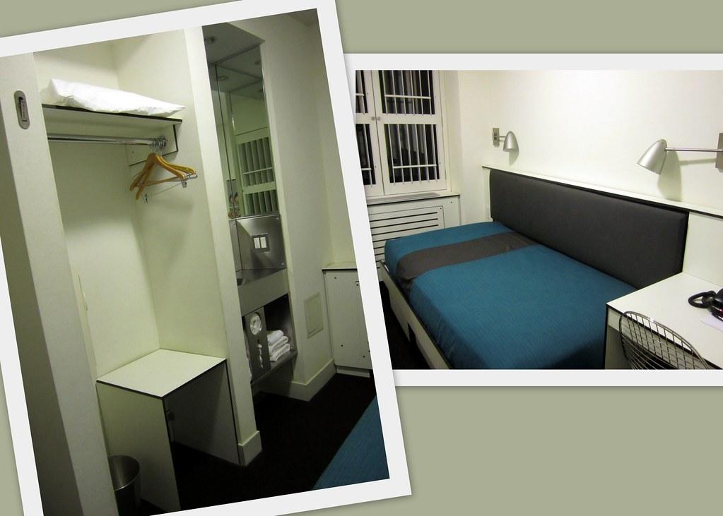 Pod Hotel Room Camping Euros Cardiff