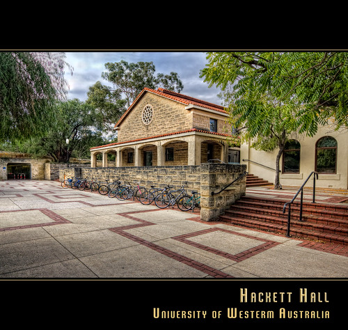 Hackett Hall | by B.M.K. Photography