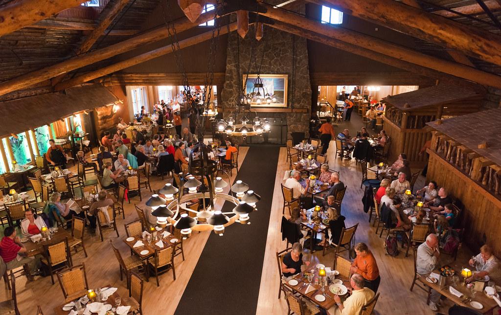 Old Faithful Inn Dining Room Old Faithful Inn Dining Room Flickr Delectable Old Faithful Inn Dining Room Menu