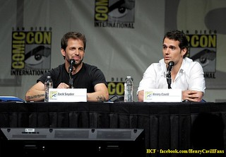 Henry Cavill at the Man of Steel Panel, Comic-Con (2012) -35 | by Henry Cavill Fanpage