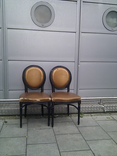 Empty Chairs, Southwark | by mrdamcgowan