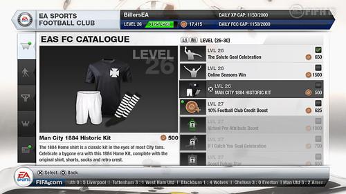 ea sports football club catalogue fifa 13 ea sports foot flickr. Black Bedroom Furniture Sets. Home Design Ideas