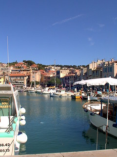 Cassis Harbor - Provence, South of France | by New York Habitat
