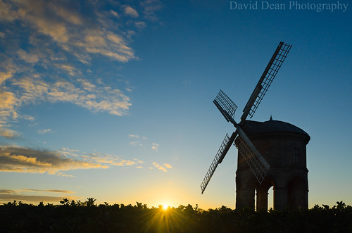 Windmill Sunrise | by jactoll