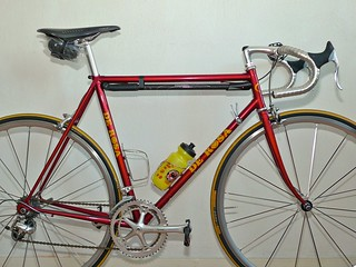 henry's 1980ish DeRosa | by @WorkCycles