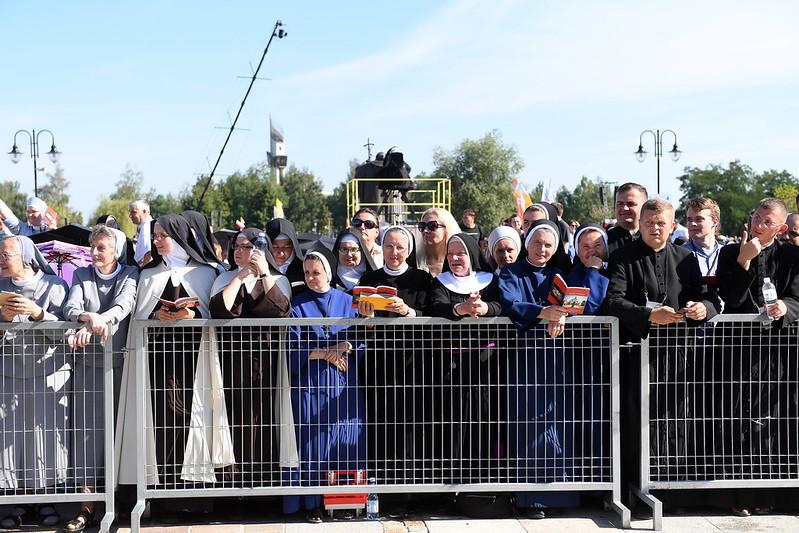 Sanktuarium św.Jana Pawła II, 30 VII 2016