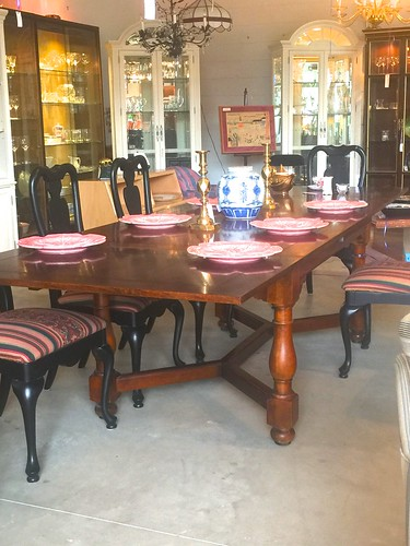 Sold Magnificent Baker Extension Dining Table A Most