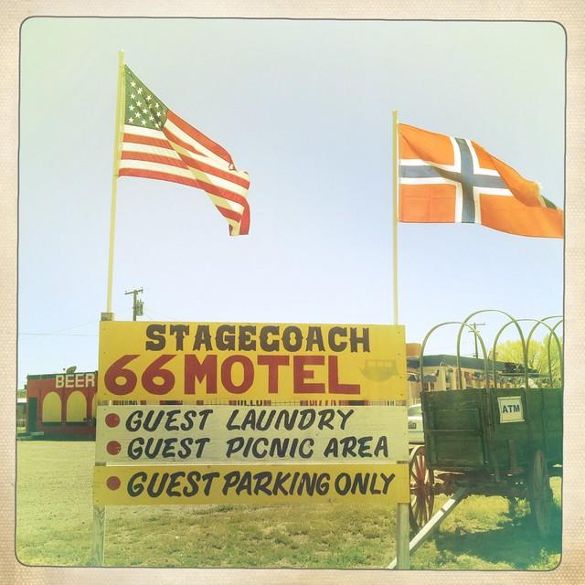 Stagecoach Motel Grab Valley Ca