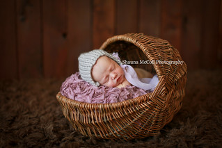 Baby girl from yesterday :) | by Shauna McColl Photography