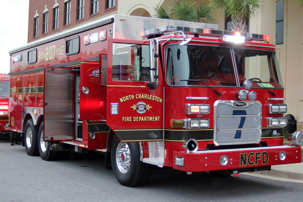 North Charleston Fire Department S New Heavy Rescue Flickr