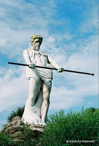 Greek Mythology Statue At Marineland Of Florida 2005 | Flickr