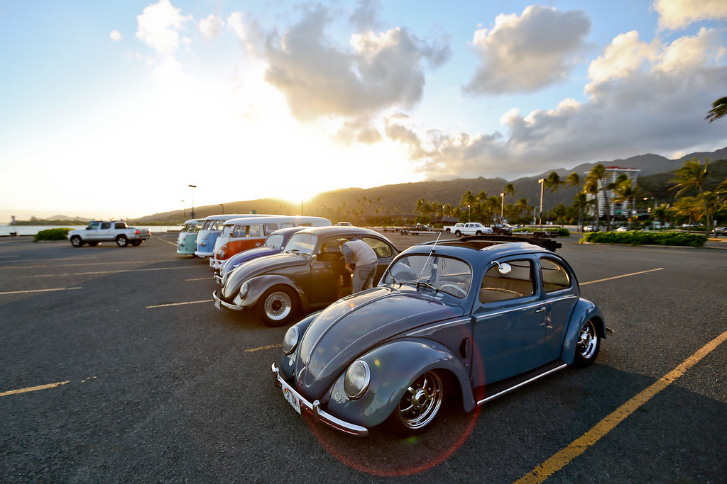 honolulu vw cruise flickr. Black Bedroom Furniture Sets. Home Design Ideas