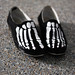 Skeleton Feet Shoes