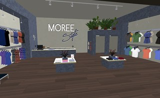 Moree Style - Clothing Store on the NEI Sim | by - Azzura -