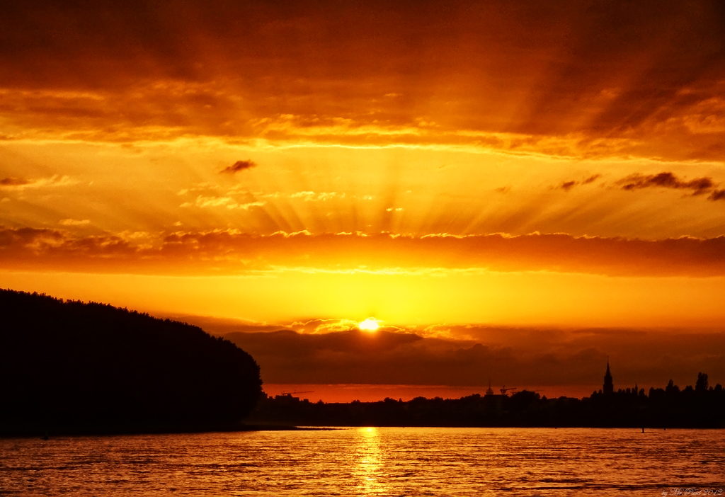 Image result for sunset, ratiant, photos