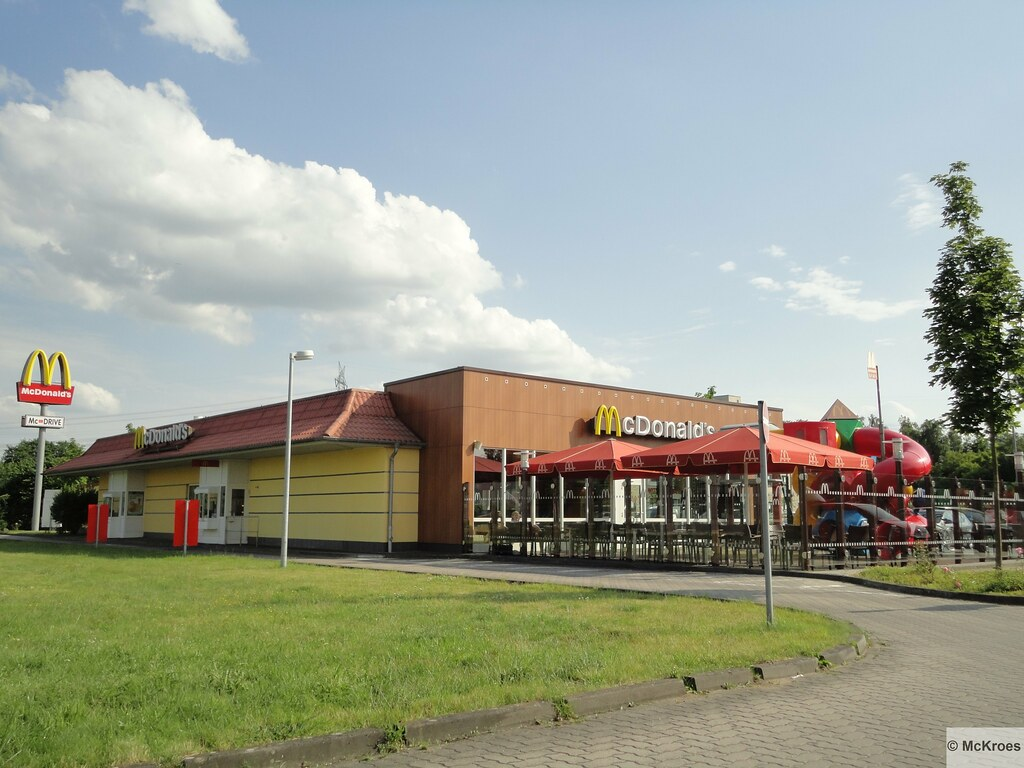 McDonalds Quickborn Auf Dem Halenberg Germany McDonald Flickr - Quickborn germany map