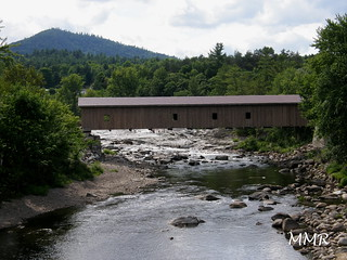 The Jay Covered Bridge | by MMR Dad