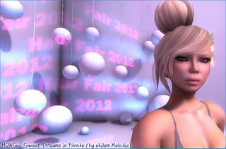 Hair Fair Review - MONS - Sweet Dreams | by Keira (away from SL)