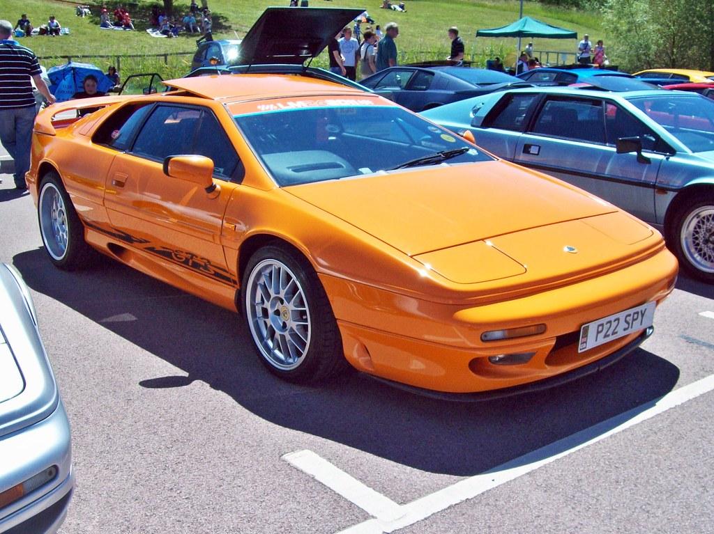 79 Lotus Esprit GT3 1997