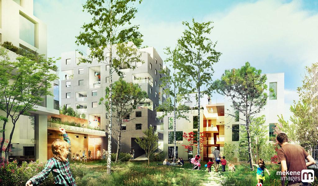 Sophie Delhay logements, rouen ~ léonard weissmann farman + sophie delha… | flickr
