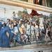 Grottaferrata - San Nilo Basilica - Affresco del Domenichino