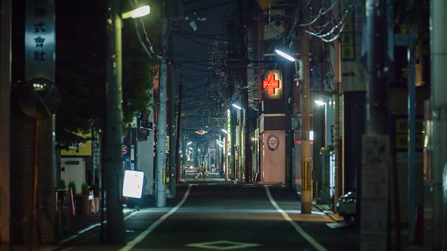 Shijo Karasuma, Kyoto, Japan 四条烏丸・京都