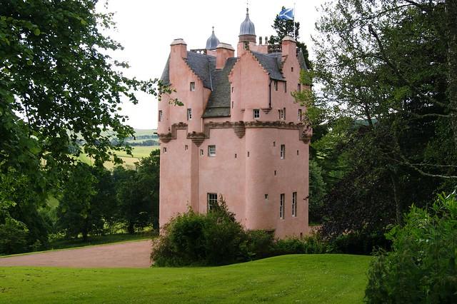 Graigievar Castle Aberdeenshire.