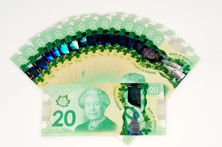 $20 notes/Coupures de 20 $ | by Bank of Canada - Banque du Canada