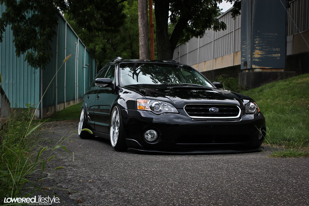 Jay S Subaru Outback Lowered Lifestyle Feature My First F Flickr