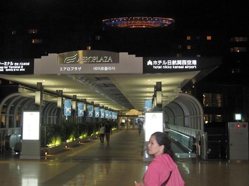 【住宿】夜宿關西機場 REFRESH SQUARE ~ 很特別的經驗