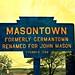 Pennsylvania ~ Masontown
