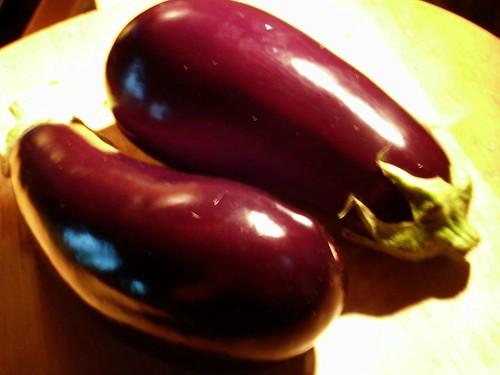 rondelles d 39 aubergines farcies asperges et pommes de terre flickr. Black Bedroom Furniture Sets. Home Design Ideas