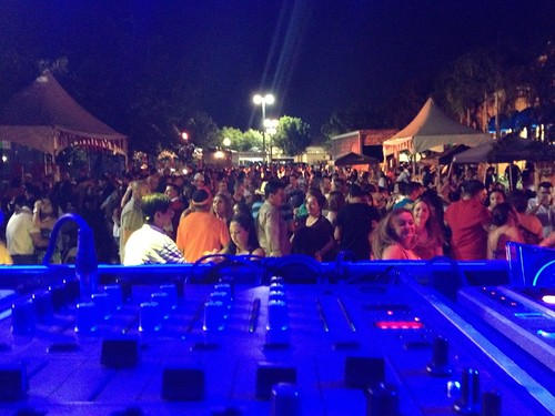 @djricky305 mixing at Tulum for 5 de Mayo | by Mix Jungle