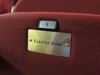 Ejector Seat | by Dave Gorman