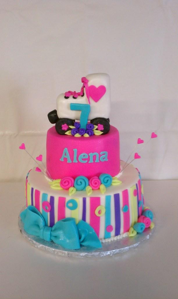 Image Result For Roller Skate Birthday Cake Pan