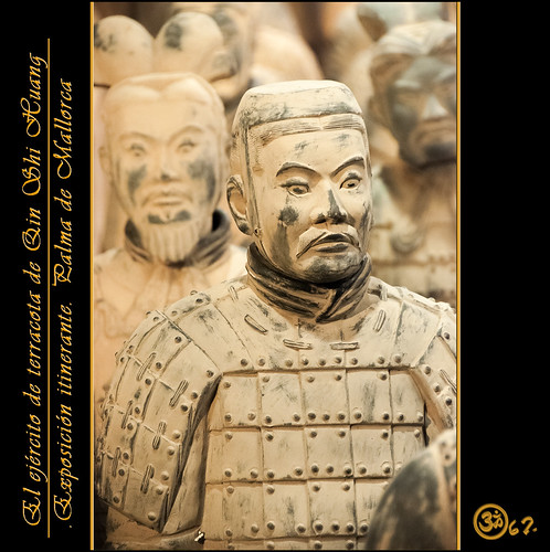 Ejercito Terracota de Qin Shi Huang | by Hari62 (On & Off)