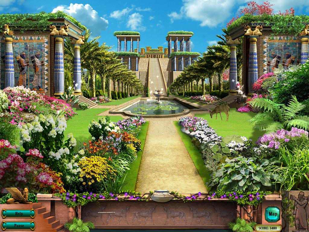 Hanging Gardens Of Babylon 041 About Us Fantasy M Flickr