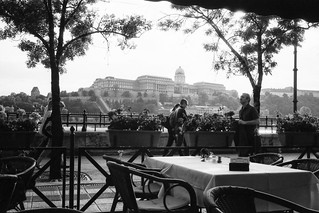 Dinner by the Danube | by Kate Tettmar