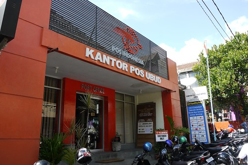 Indonesia Post Office | by heres2now