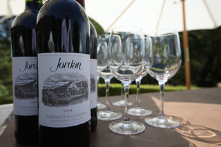 New release Jordan 2008 Cabernet Sauvignon at Giving Back at Jordan. | by jordanwinery.com