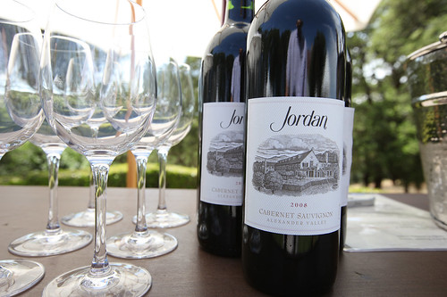 New release Jordan 2008 Cabernet Sauvignon at at Giving Back at Jordan. | by jordanwinery.com