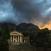 University of Cape Town Sunset