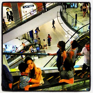 Terminal 21 Shopping Mall Bangkok Thailand | by laperlenoire