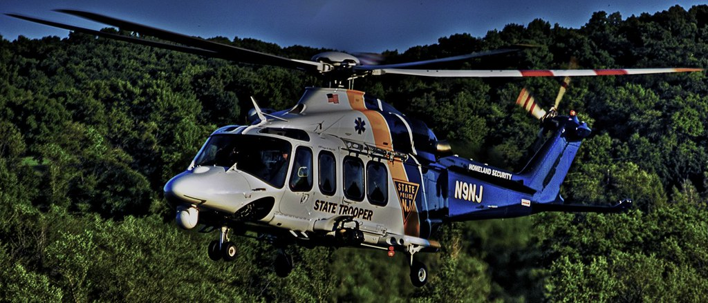 njsp helicopter with 7383258598 on 88571464 further 2 flown for treatment after he together with 148330 further Nh Small Town Orders Tank 108934 further K9 Onyx Swat And State Police Helicopter Visit W.