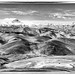 Himalayas Monochrome