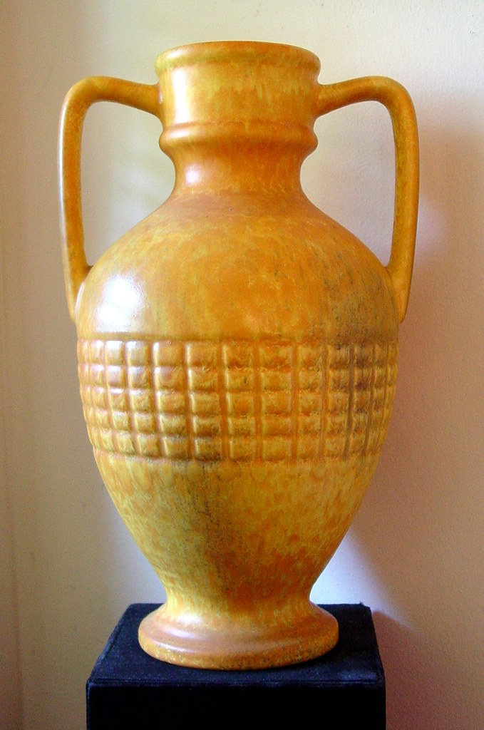 Royal Haeger Vase Early 70s Had A Great Day Antiquing At Flickr
