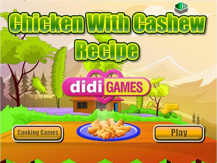 Kaju Fıstıklı Tavuk Işletme Oyunları Sipariş Oyunları Içec Flickr