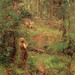 "Frederick McCubbin (Australian,1855-1917), ""What the Little Girl Saw in the Bush"", 1904"